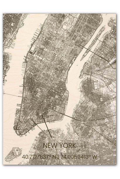 New York | NEW DESIGN!