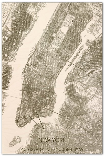 New York XL   NEU DESIGN!