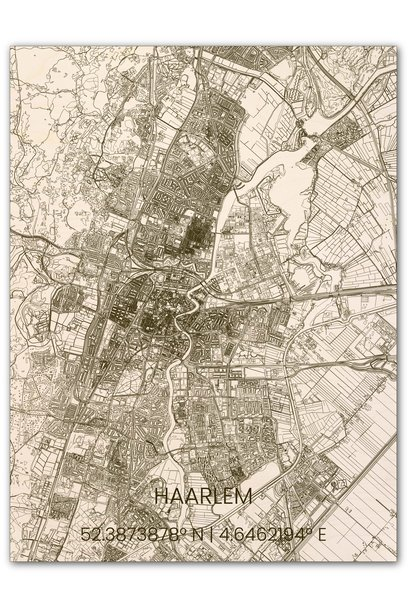 Haarlem | NEW DESIGN!
