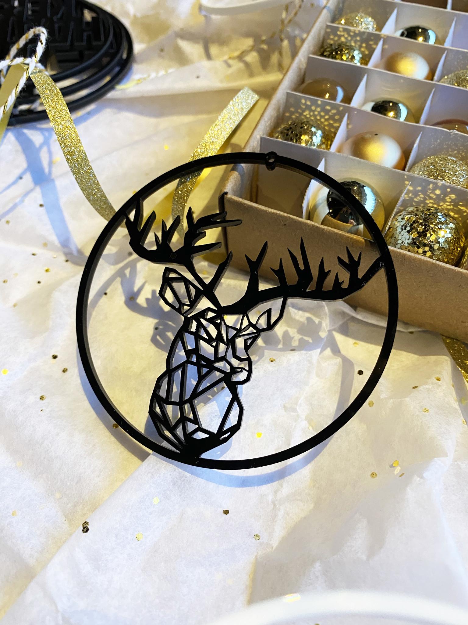 Kerstbal Rudolf-2