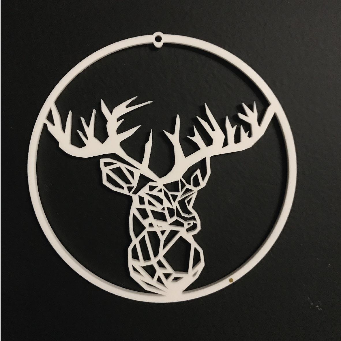 Kerstbal Rudolf-3