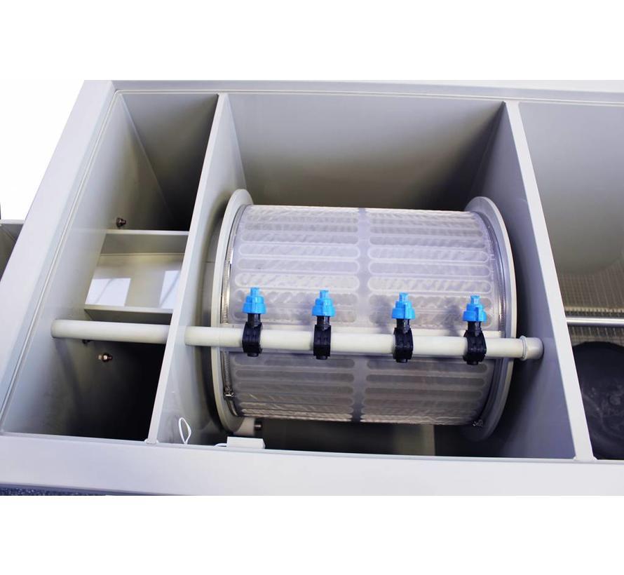 Der Makoi Biodrum 50 Filter : Alles, was Ihr Teich braucht!
