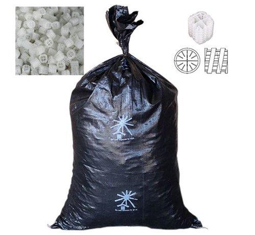 Helix 100 liter Bewegend bed materiaal