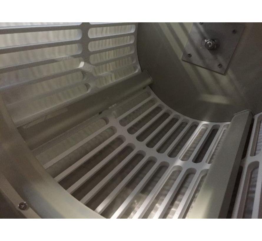 Screen zeefdoek voor trommelfilter 120x40cm 70Mu