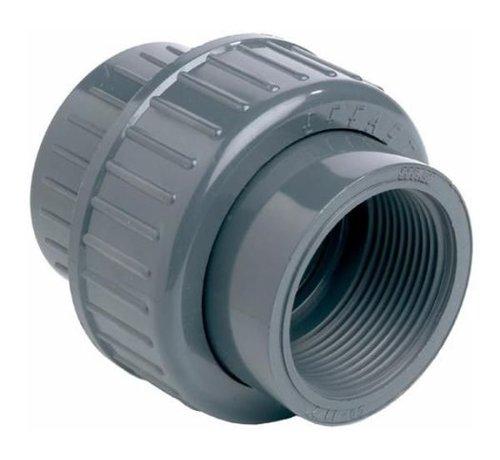 3/3 koppeling 3/4'' binnendraad x 25mm lijm voor aansluiting spraybar