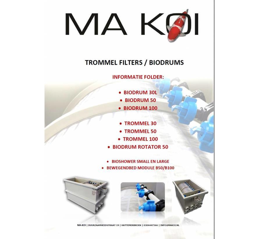 Catalogus Trommelfilters Biodrum