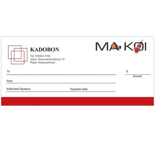 makoi Kadobon Ma-koi