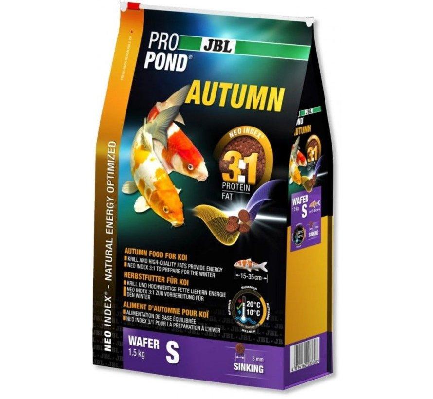 JBL ProPond S Autumn 1,5kg