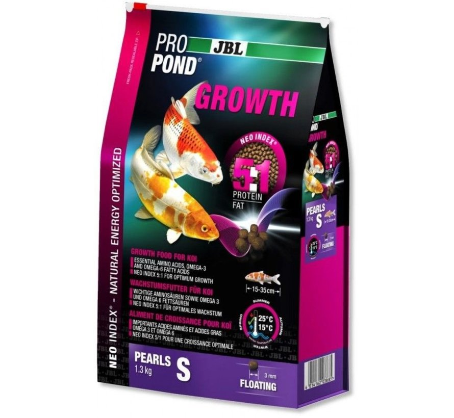 JBL ProPond S Growth 1,3kg