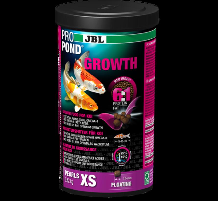 JBL ProPond XS Growth 0,42kg