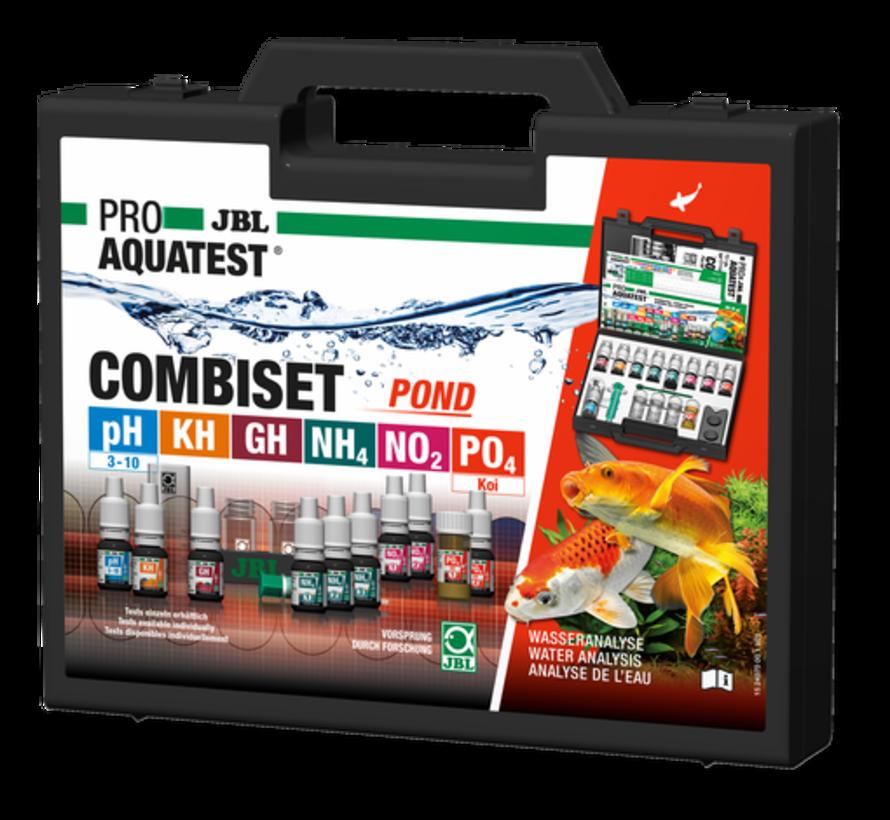 JBL Pro Aquatest pro Combiset Pond