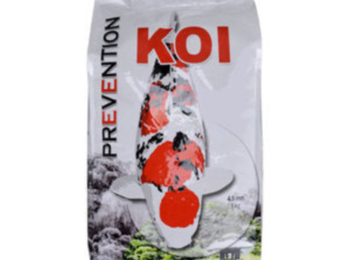 fish farma Fish Pharma Koi Prevention koi voer