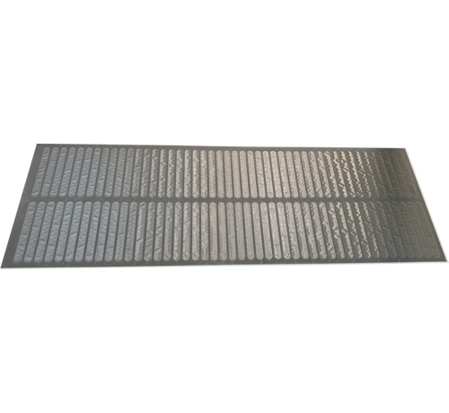 makoi Trommelfilter Sieb teile 120x40cm Standaard 30m3/st