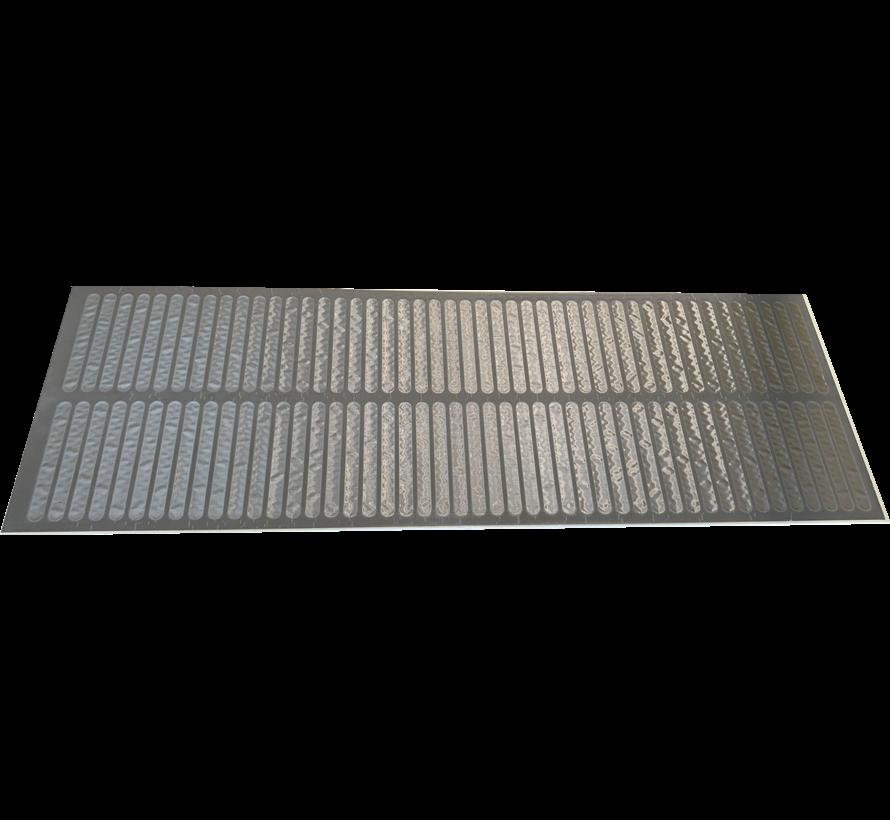 Screen zeefdoek voor trommelfilter 114.5x40cm 30m3/uur 70Mu