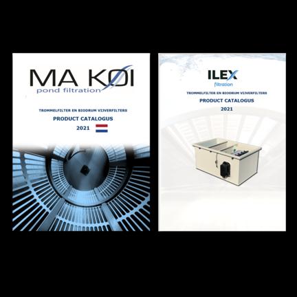 Catalogus MAKOI + iLEX