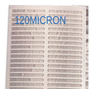 makoi Trommelfilter doek 120x40cm Standaard 120 MICRON