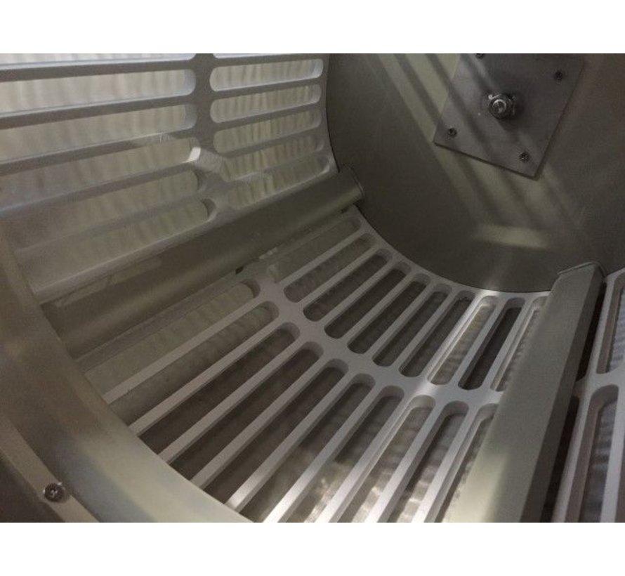 Trommelfilter Sieb teile 114.5x40cm Highflow 120 MICRON