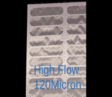 makoi Trommelfilter doek 120x40cm Highflow  120 MICRON