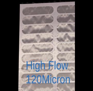 makoi Trommelfilter doek 114.5x40cm Highflow  120 MICRON