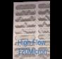 Screen zeefdoek voor trommelfilter 120x40cm Highflow 120 MICRON