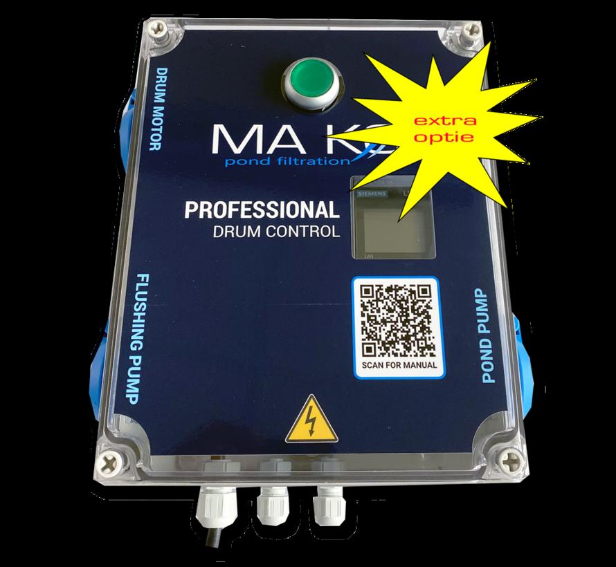 Der Biodrum 120 Filter : 100m3/st filtern in 1 Modul