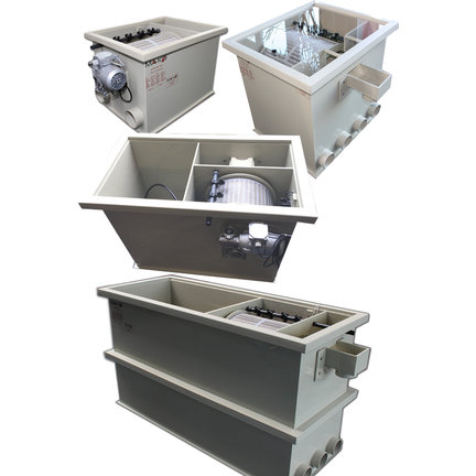 Prijslijst Makoi pondfiltration Trommelfilters en Ilex filters