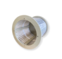 Losse trommel 30m3/uur met 70 micron doek standaard