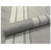 Arisol Arisol - Tenttapijt - Basic - 2,5 x 4,5 Meter- Grijs gestreept