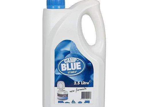 Stimex Stimex - Toiletvloeistof - Camp Blue - 2,5 Liter