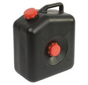 No Label Afvalwatertank - 23 Liter - Zwart