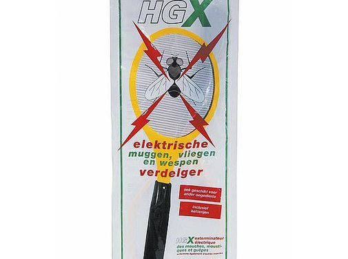 HG HG - Elektrische vliegenmepper - 47x16 cm