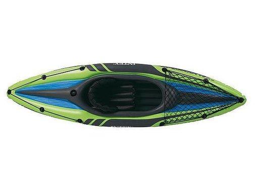 Intex Intex - Kayak - Challenger - K1 - 274x76x38cm