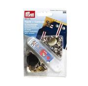 Prym Prym - Voortent drukkers - Drukknopen parkerschroeven - 10 Stuks