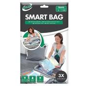 Balbo Balbo - Vacuumzakken - Smart Bag - Medium - Transparant