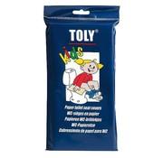 Toly Toly - WC-brildekjes - Kinderen - Papier - 30 Stuks