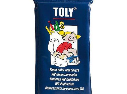 Toly Toly - WC-Brillenschutz für Kinder - 30 St,