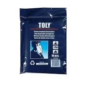 Toly Toly - Wegwerp washandjes - Extra zacht - 10 Stuks