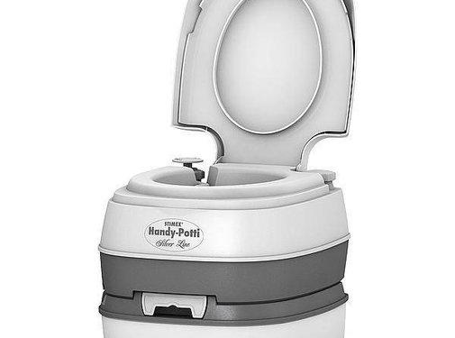 Stimex Stimex - Chemisch toilet - Handy Potti Silverline - 17 Liter