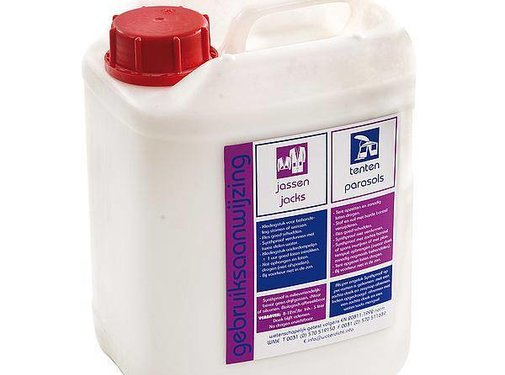 WME WME - Impregneermiddel - Waterdicht Synthproof - Flacon - 5 Liter