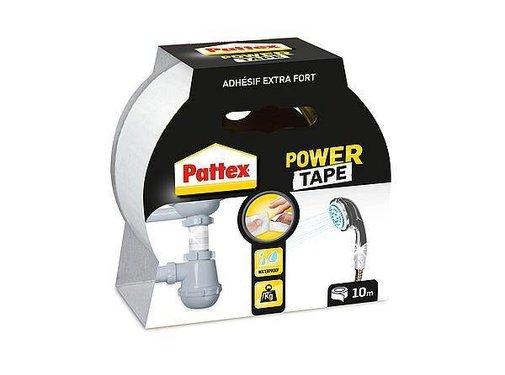Pattex Pattex - Power - Tape - Weiß - Rolle - 10m