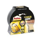 Pattex Pattex - Power tape - Waterbestendig - 25 Meter - Grijs