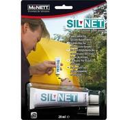 McNett McNett - Reparatiemiddel - Silnet - Inclusief kwastje - 28 gram