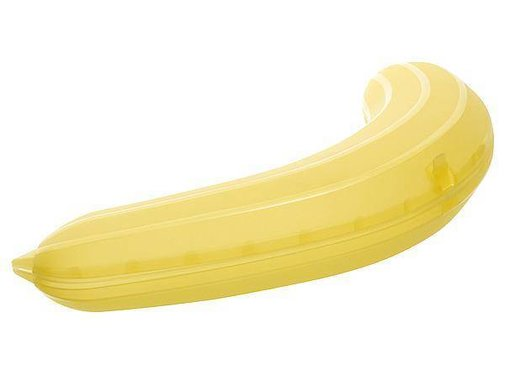 Rotho Rotho - Bananenbox - Ø 5x25 cm - Lime