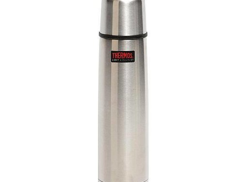 Thermos Thermos - Isoleerfles - Thermax - 1 Liter - Zilver