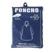 Bo-Trail Bo-Trail - Poncho - Erwachsene - 132x203cm - Blau