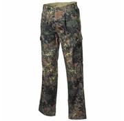MFH Outdoor BW Feldhose, flecktarn, 5 Farben, nach original TL
