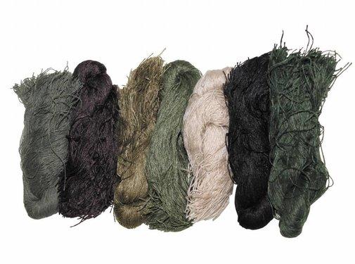 MFH Camouflagedraden 'Ghillie' in een set 7 kleuren