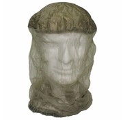MFH Outdoor Muskieten hoofdnet met stoffen elastiche bovenzijde olijfkleurig