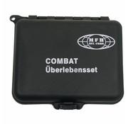 MFH Outdoor MFH - Bestrijding Survival Kit  -  36-delige  -  OD groen
