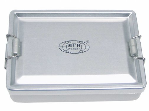 MFH Lichte aluminium opbergbox, waterdicht